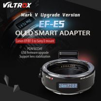 Viltrox Canon EF/EFS to Sony E  Autofocus Adapter 5th generation