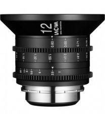 Laowa Sony FE 12mm t/2.9 Zero-D Cine (meters)