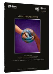 Epson Velvet Fine Art A2/25 260g