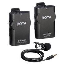 Boyan 2,4GHz Wireless mic smartphones