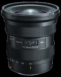 Tokina EOS atx-i 11-20mm F2.8 CF