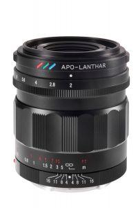 Voigtländer Sony-E APO-Lanthar 2,0/35 mm asph.  black