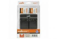 Jupio Value Pack: 2x Battery LP-E17 1100mAh + USB Dual Charger