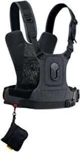 Cotton CCS G3 camera harness 1 charcoal grey